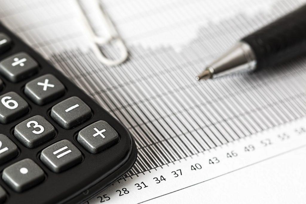 travail comptabilité données bureau business